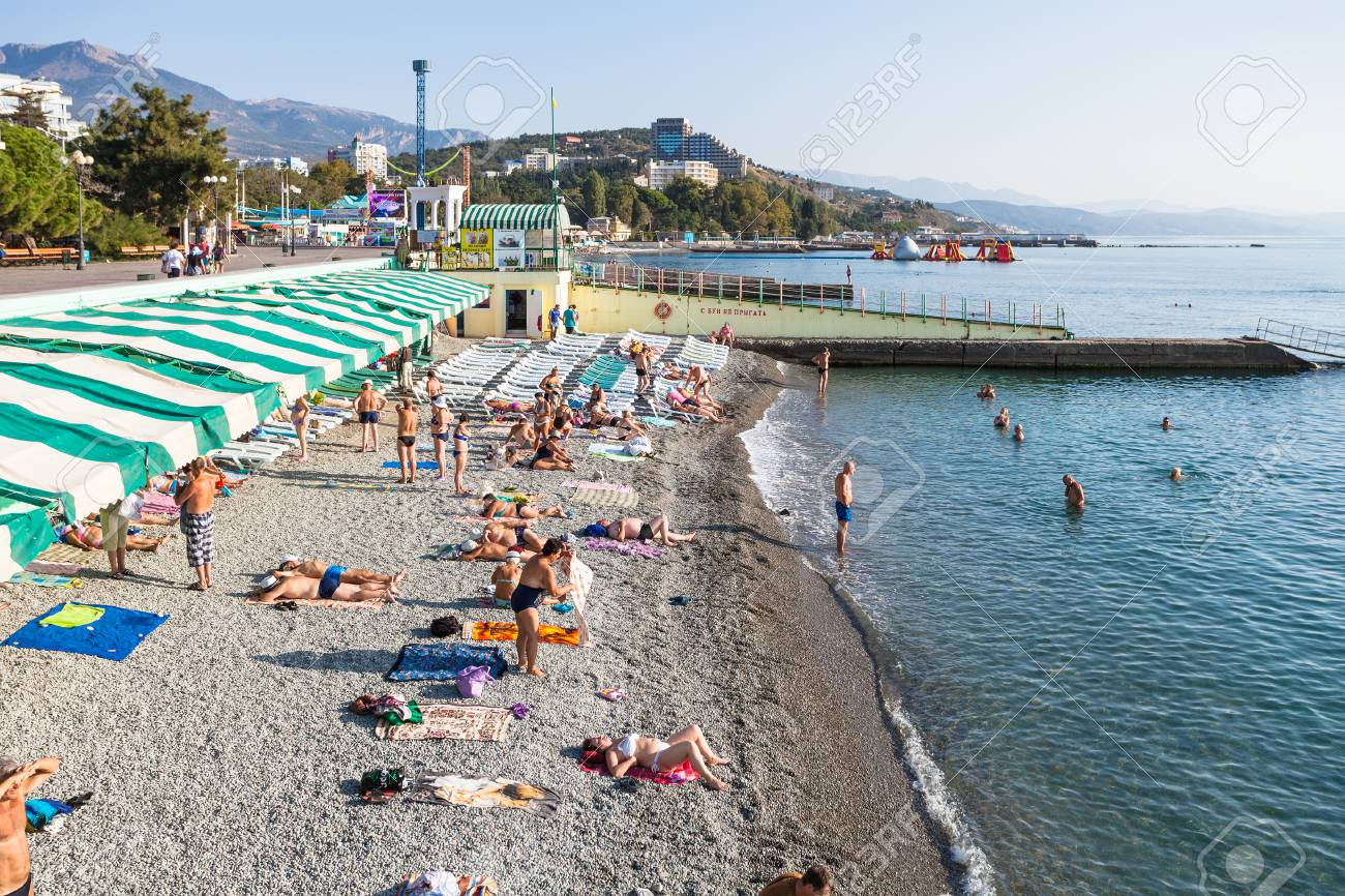 Southern coast of Crimea, Alushta. Beaches, vacation by the sea. Guest reviews. Alushta: Hotels with a private beach 75
