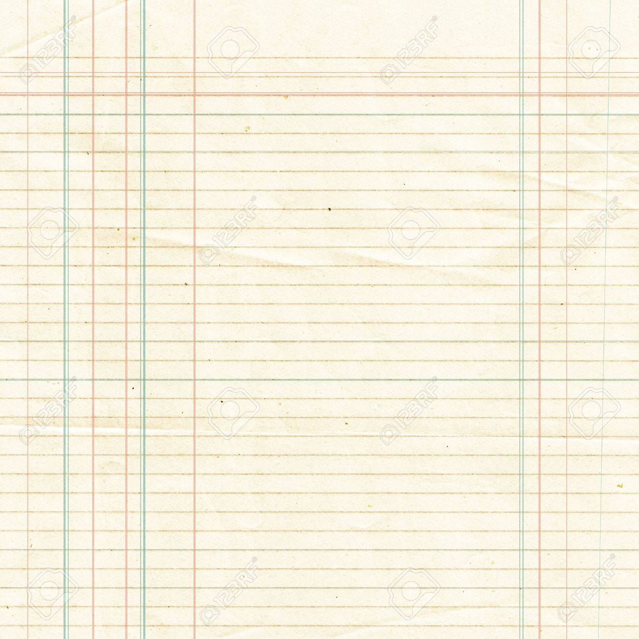 lined paper template for word