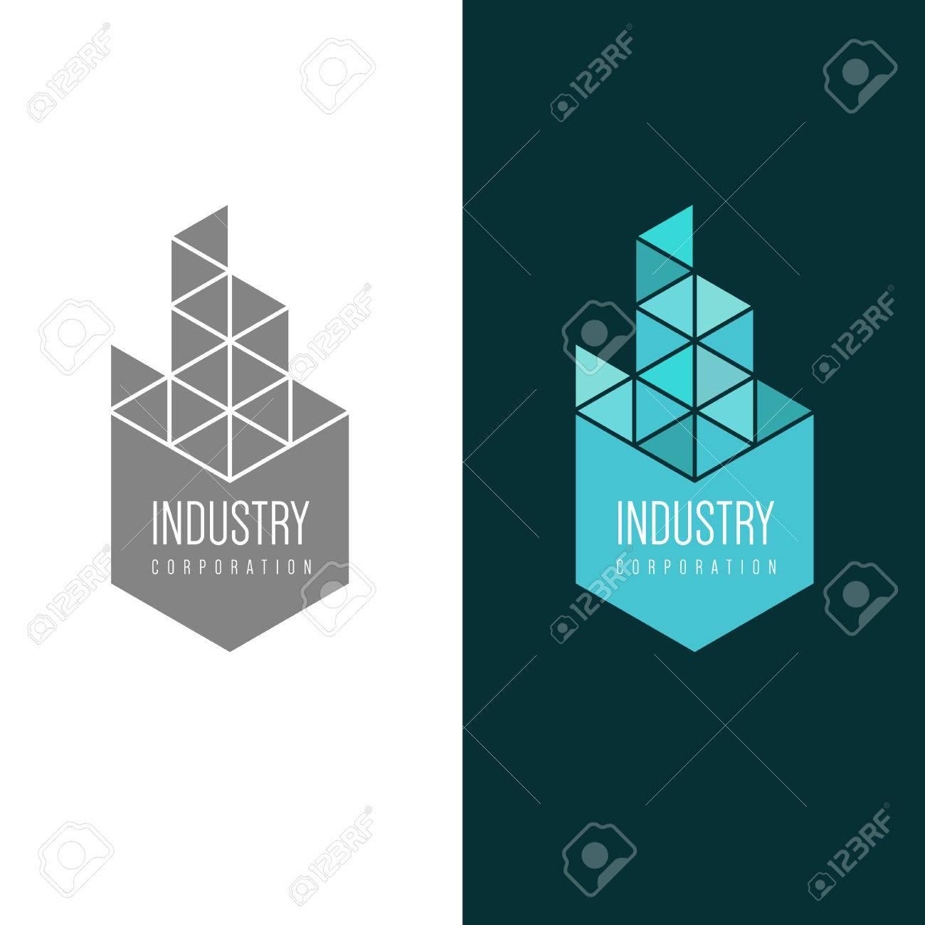 Logo Inspiration For Construction Companies, Real Estate Agencies ...