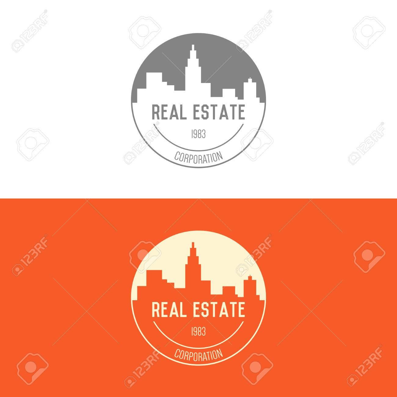 Logo inspiration for construction companies, real estate agencies