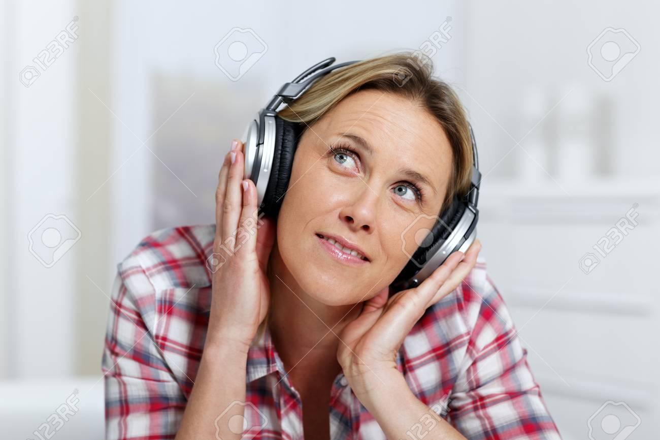listening music Stock Photo - 8897211