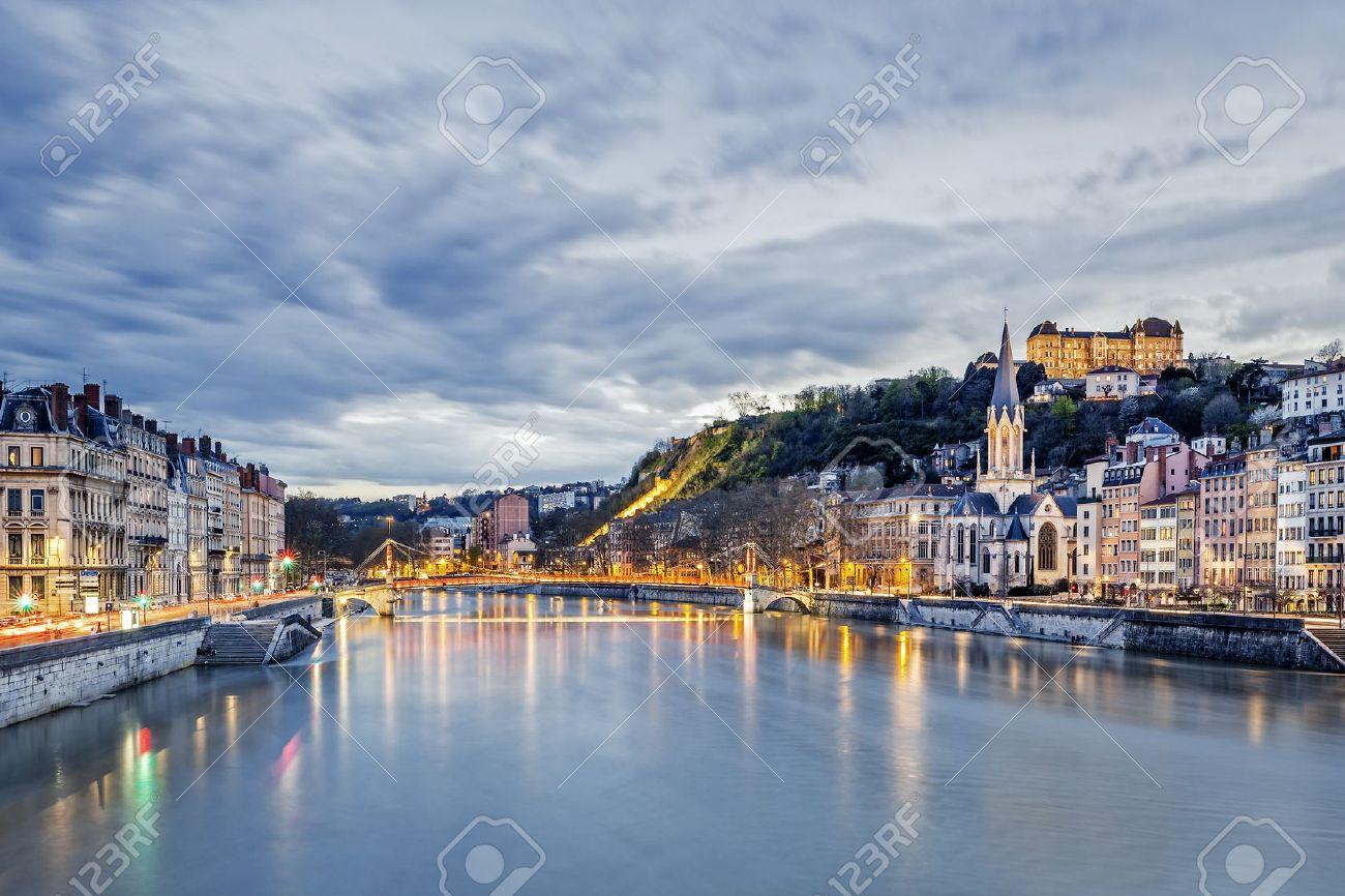 lyon city france
