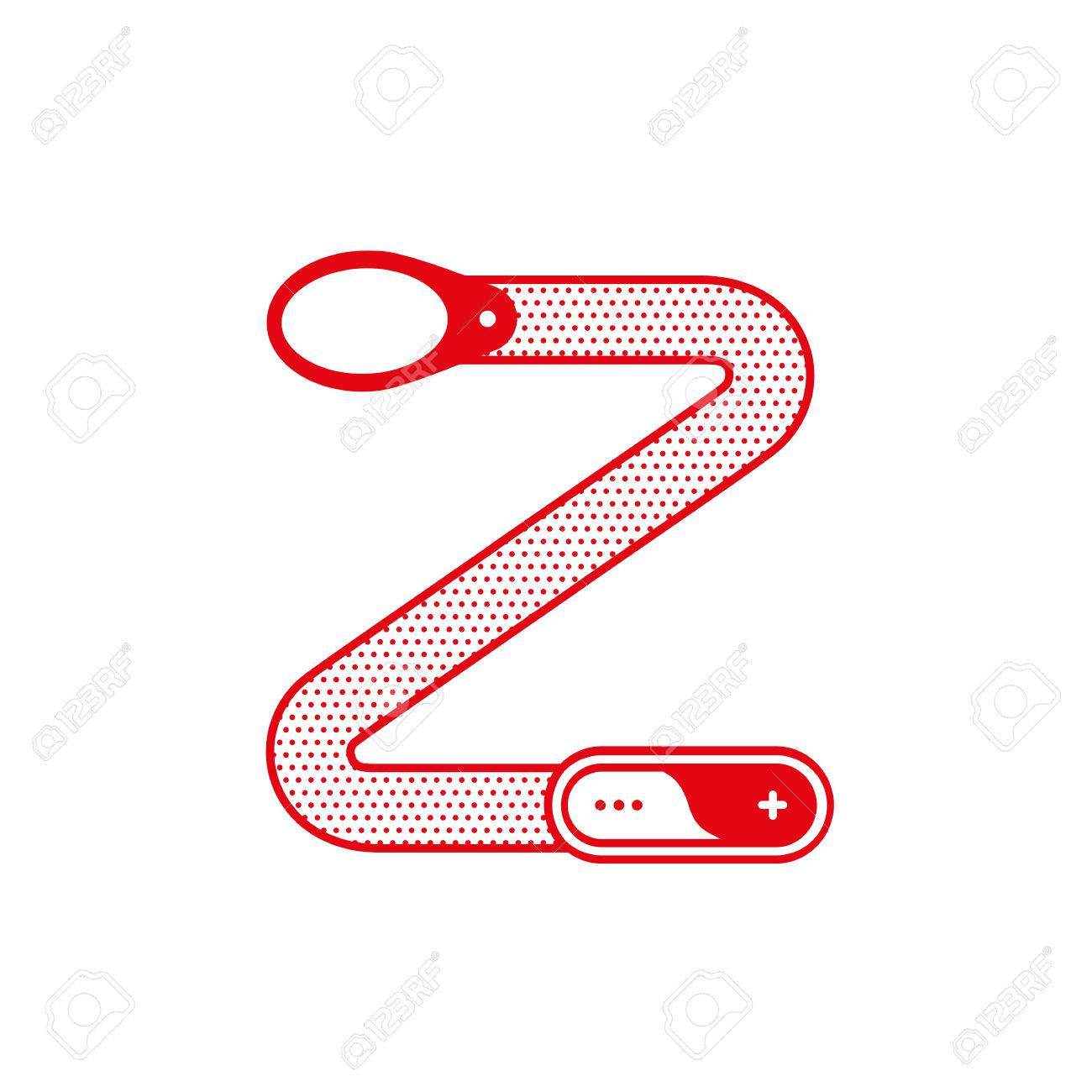 Letter z with spoon in minimal outline design vector illustration letter z with spoon in minimal outline design vector illustration for your identity or restaurant spiritdancerdesigns Image collections