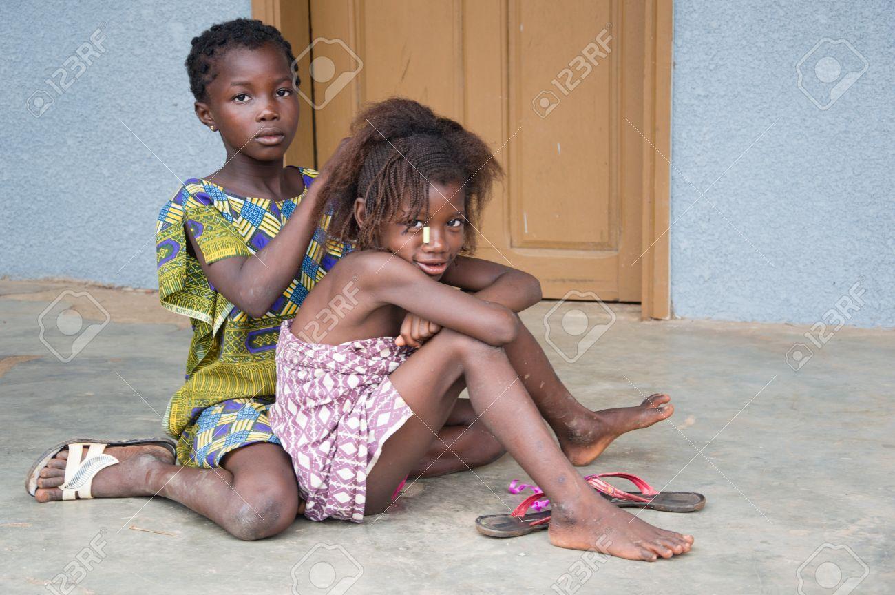 african children - 55987458