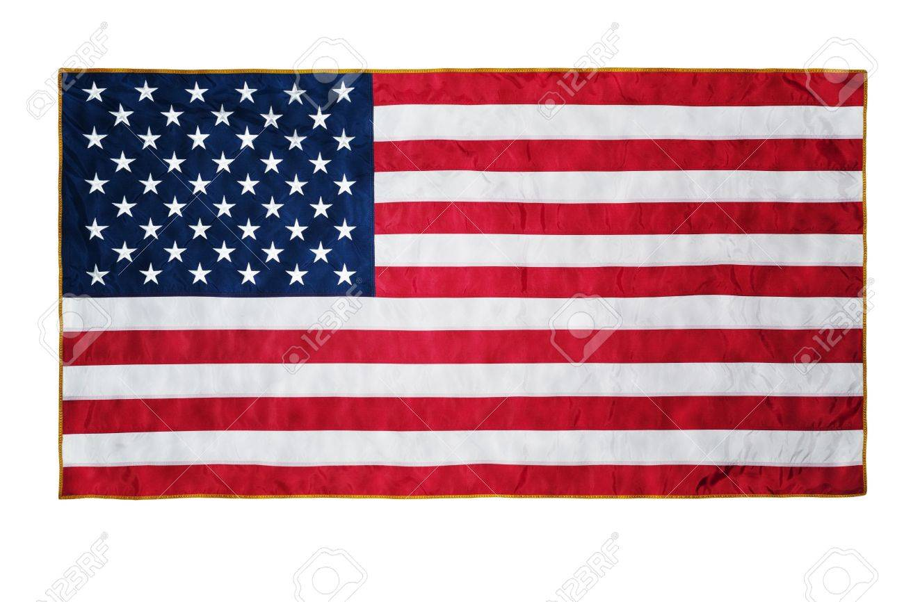 American flag Stock Photo - 17651275