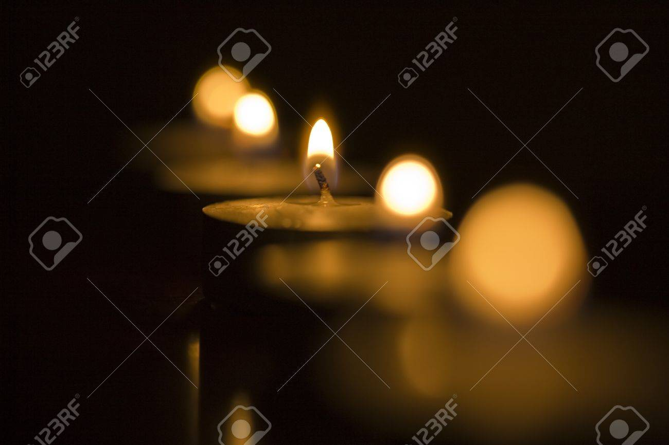 Candles Stock Photo - 17982243