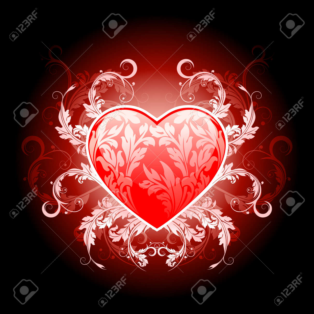 Valentine Heart Stock Photos & Pictures. Royalty Free Valentine ...
