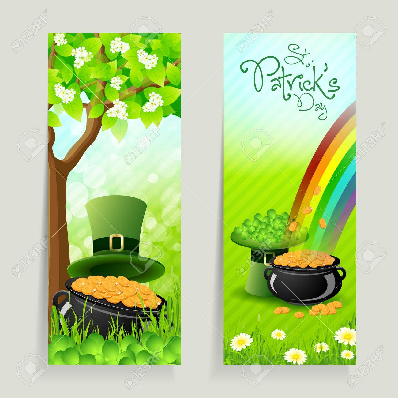 tarjetas de san patricio