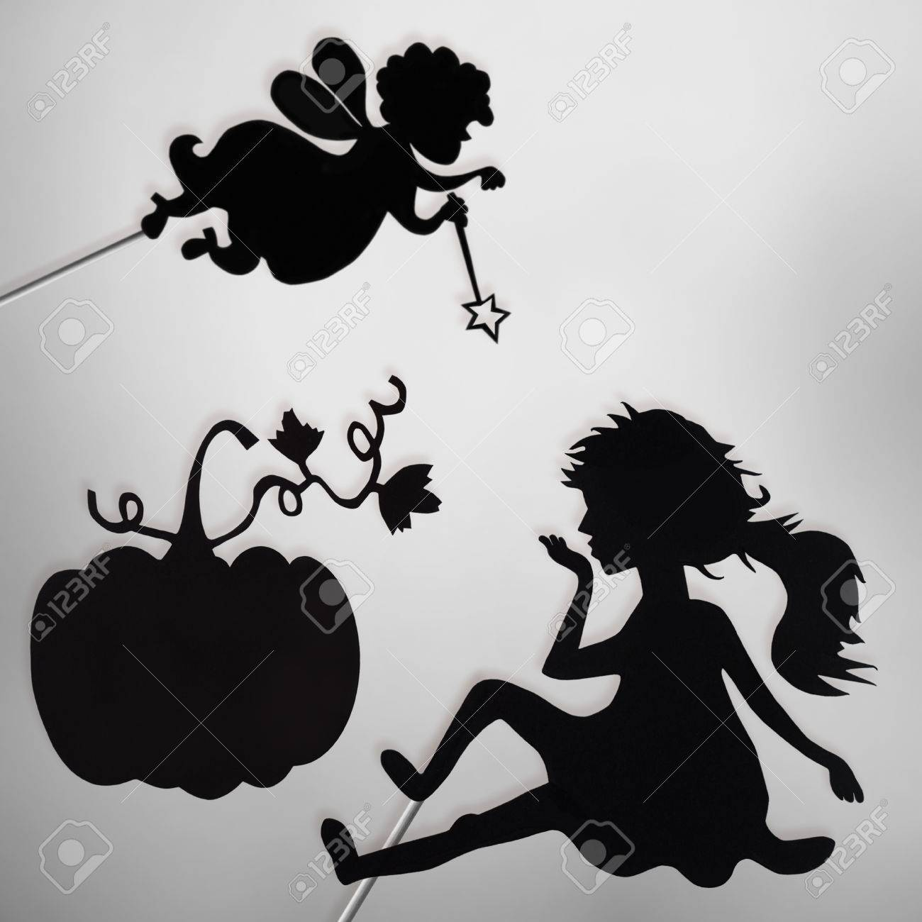 Enchanting Shadow Puppet Templates Gift - Examples Professional ...