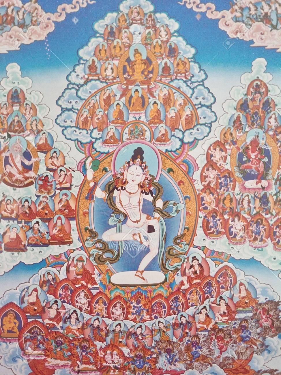 チベット仏教 の写真素材・画像素材 Image 34308471.