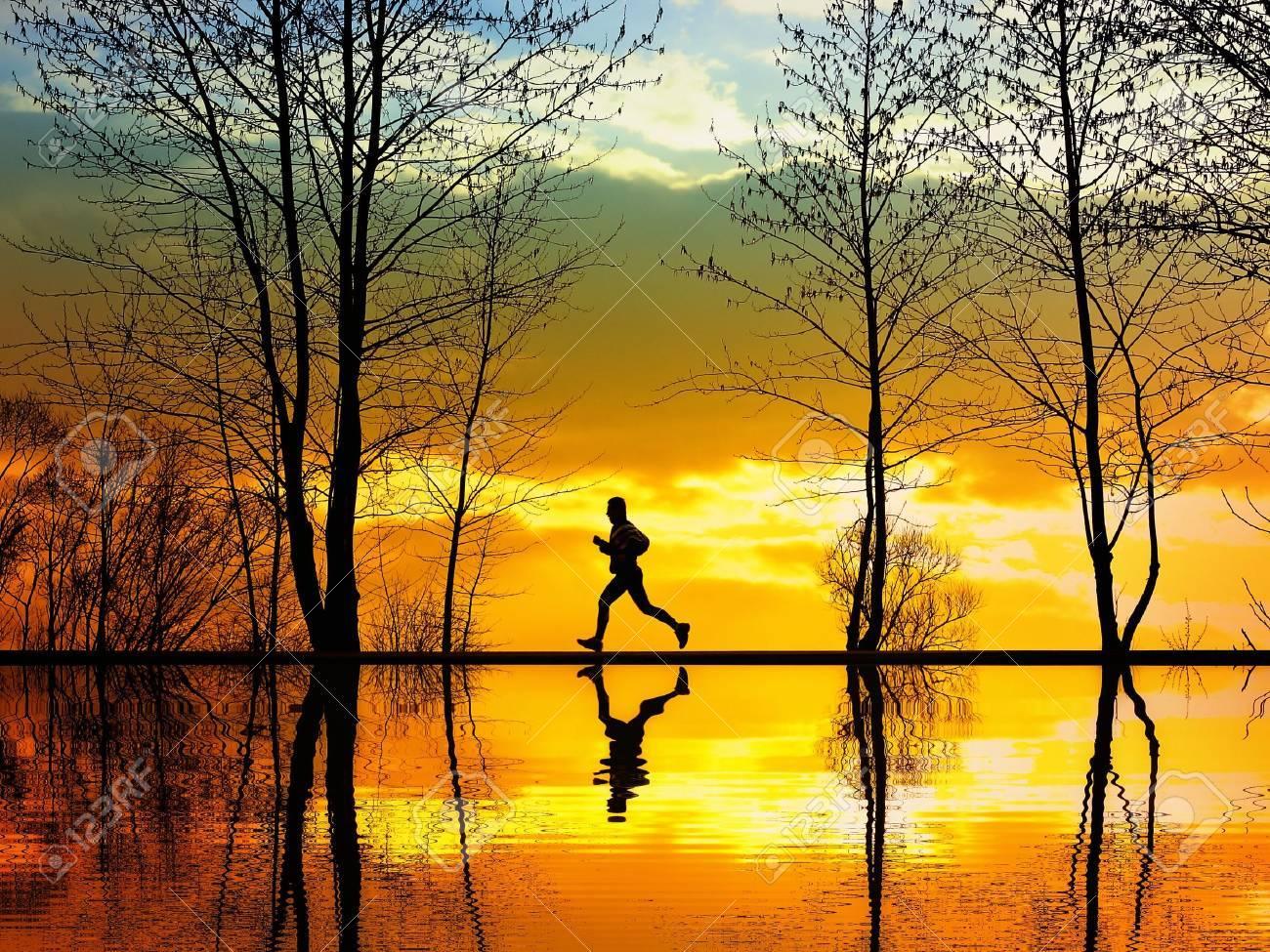 Jogging Stock Photo - 8130879