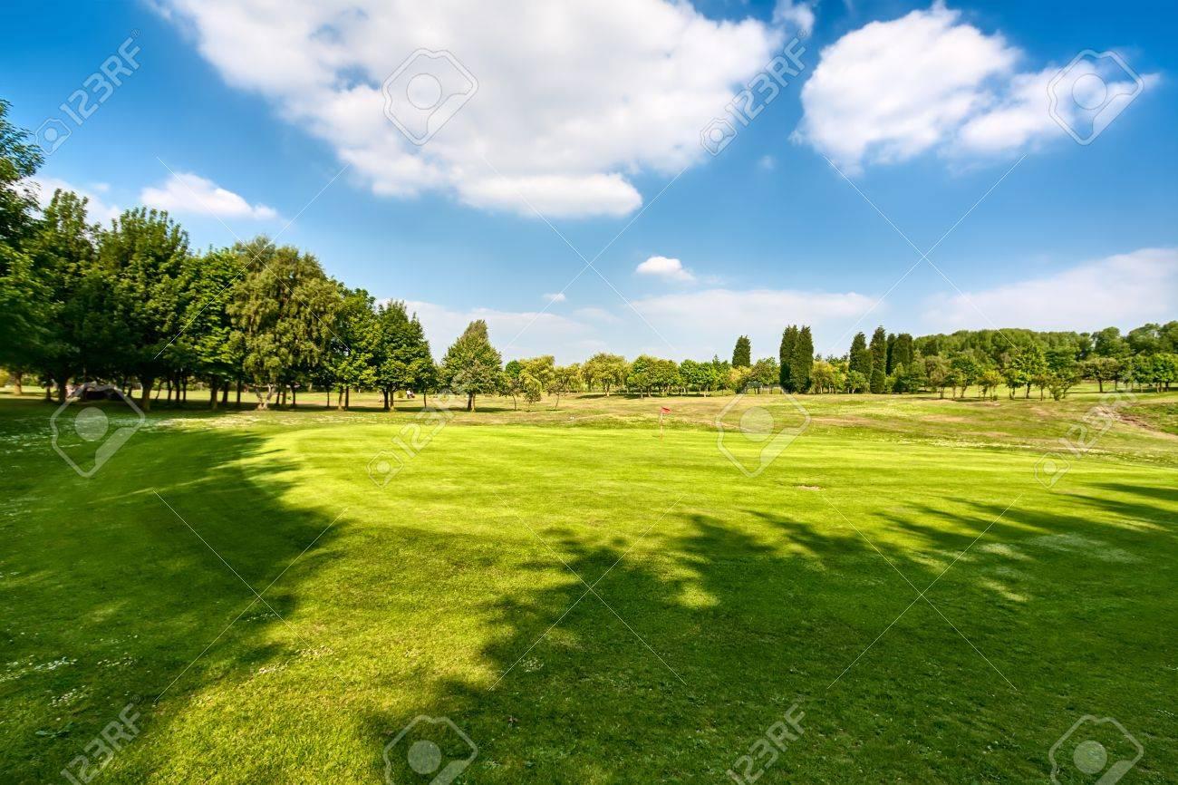 Golf course - 9571331