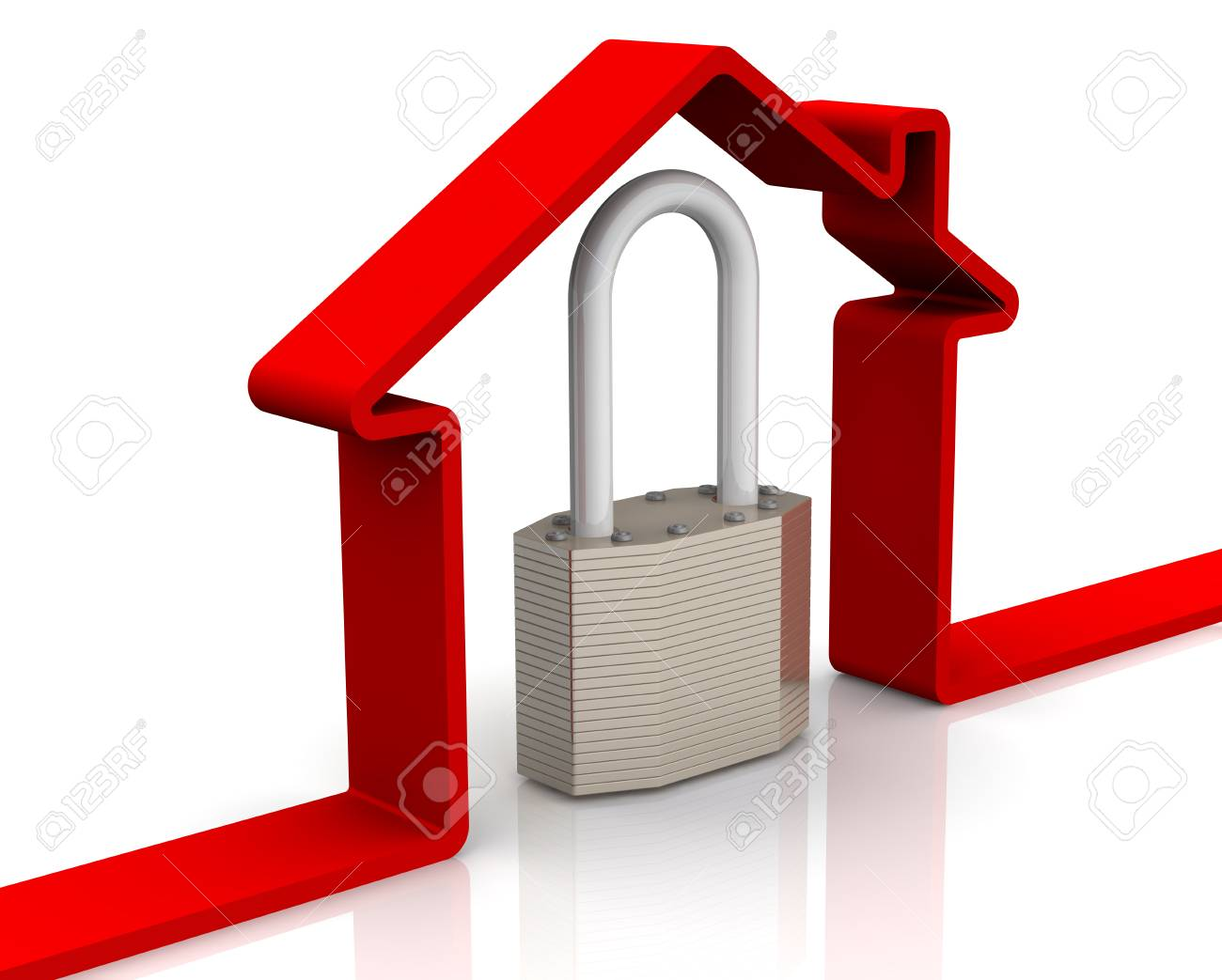 Protection of real estate. Concept - 40948051