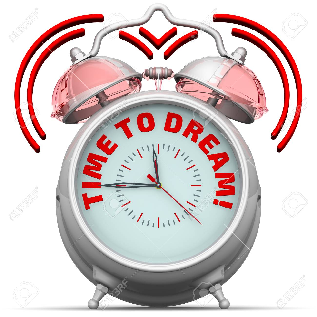 Image result for dream alarm clock