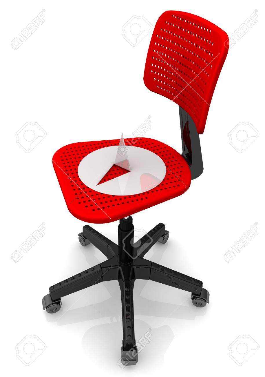 Punaise Une De Couché Sur Chaise Bureau 8wk0OZNnPX