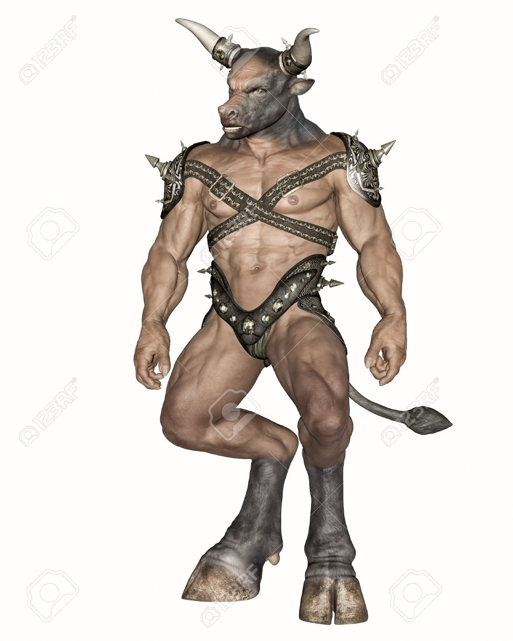Minotaur screwing woman art sex pic