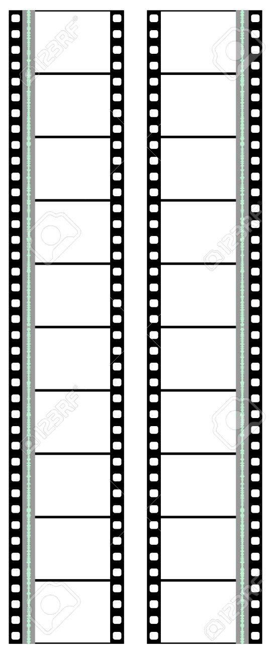movie filmstrip Stock Vector - 9804594