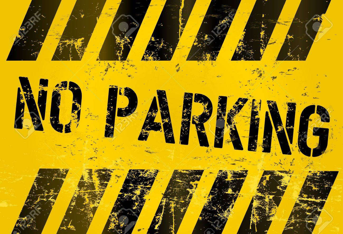 no parking, prohibition sign Stock Vector - 18217410