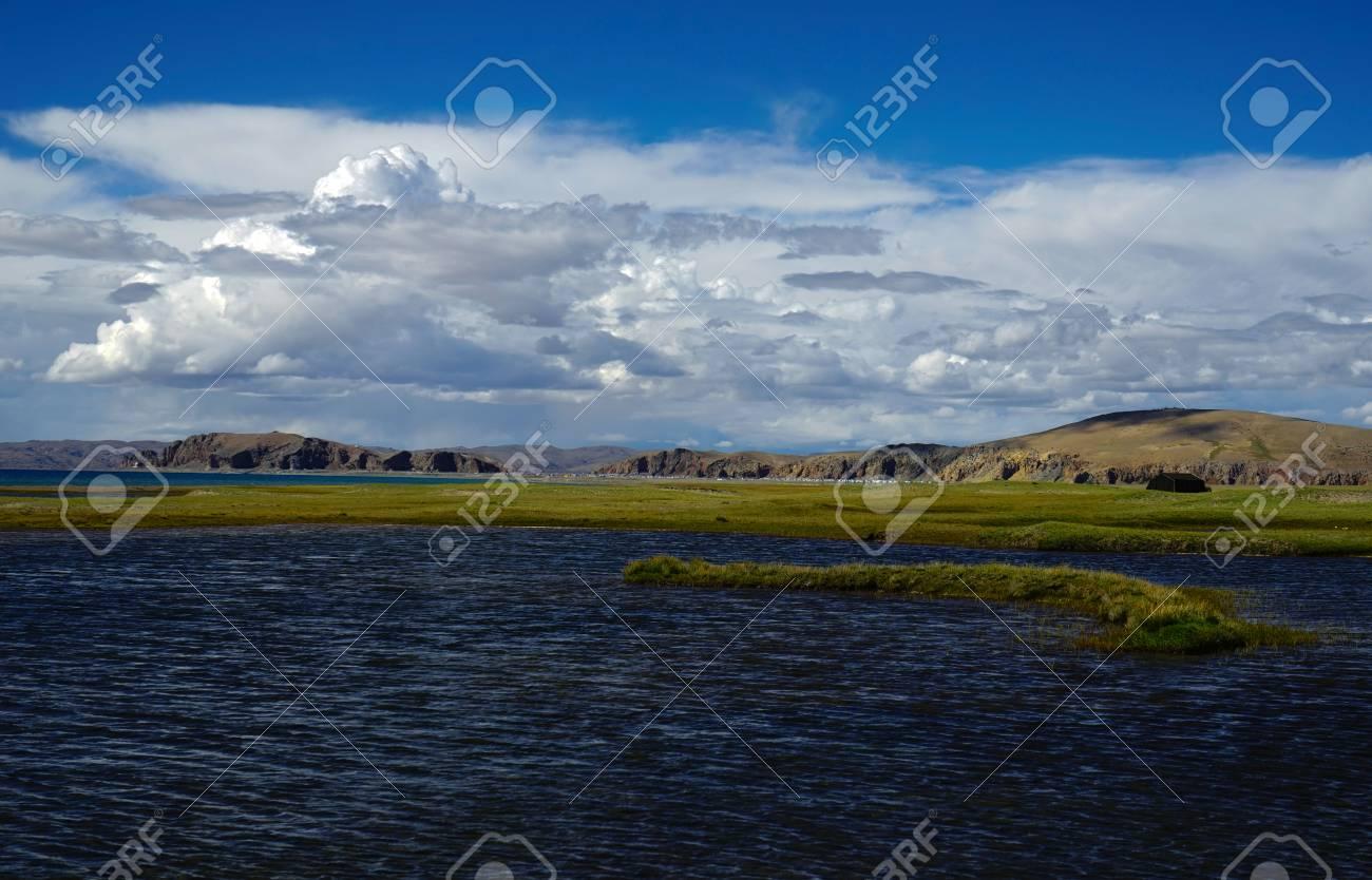 namtso scenery