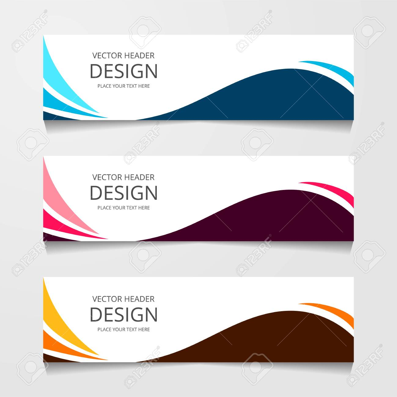 Download Free Modern Business Banner Templates At Rawpixel