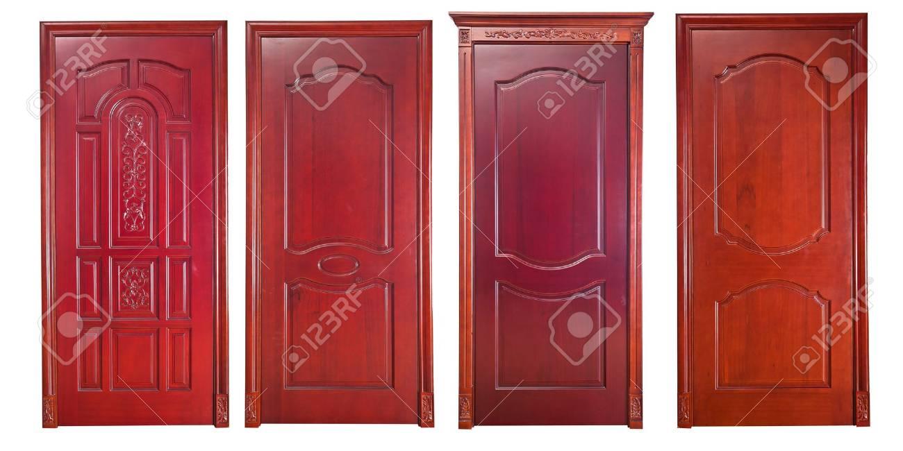Wood doors Stock Photo - 12028739