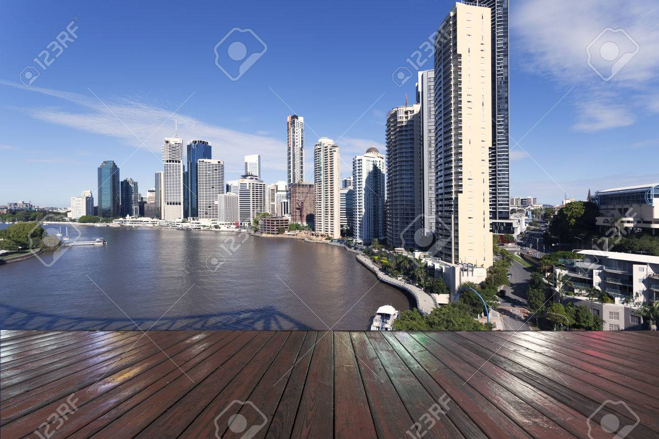 Brisbane City - 41132383