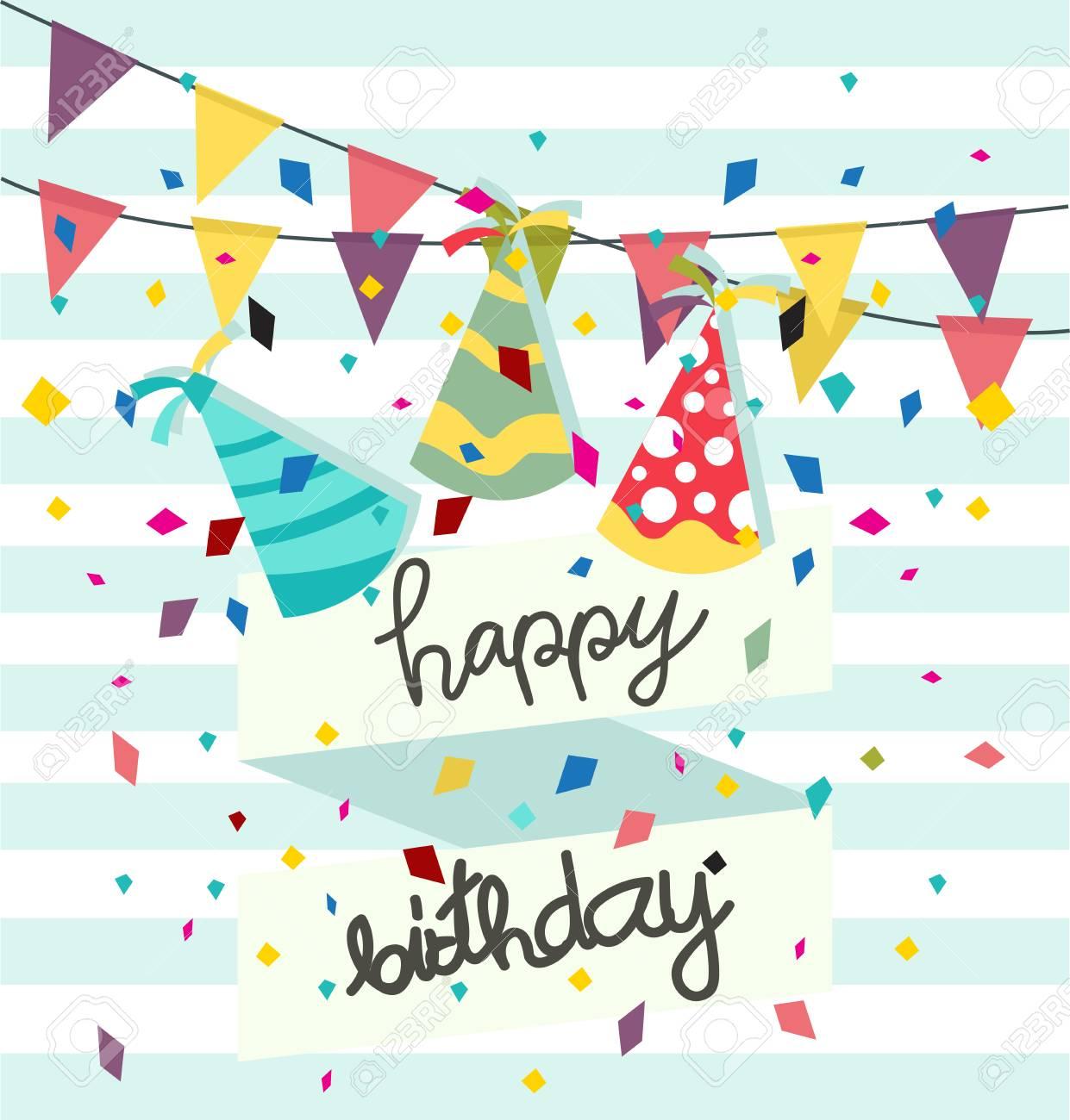 Beautiful Birthday Card Happy