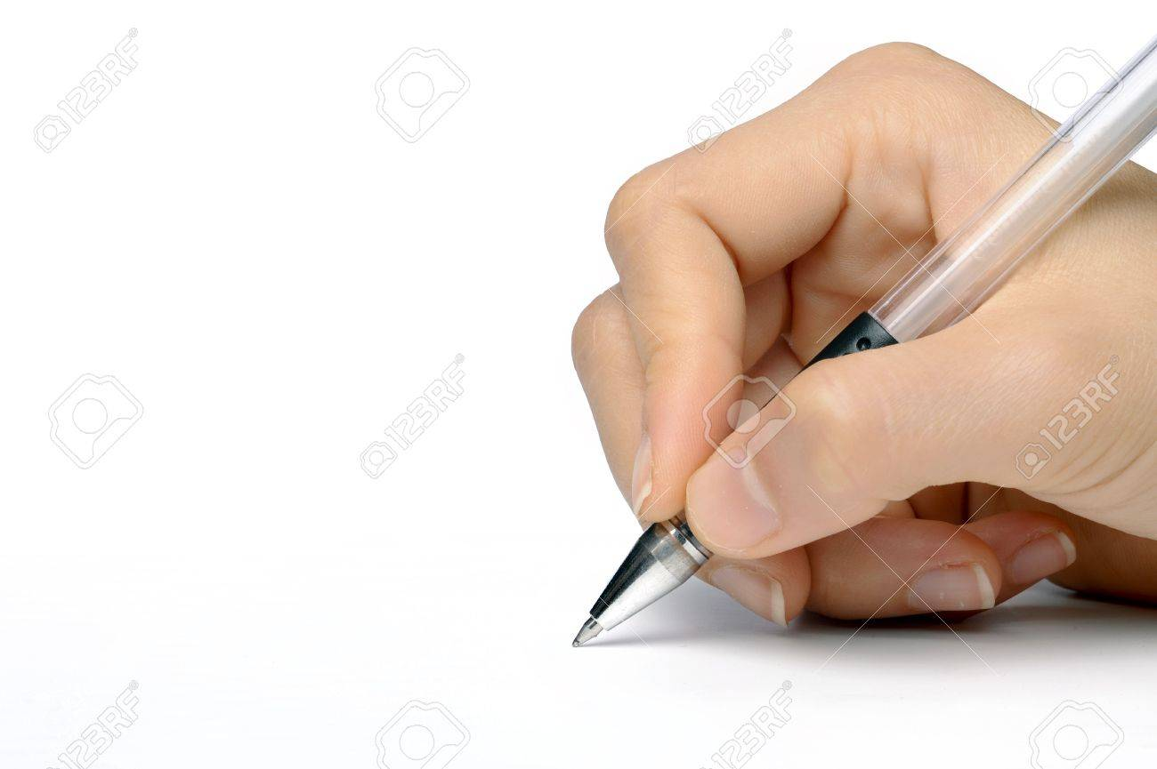 Close up of someone signing a contract Stock Photo - 6570404