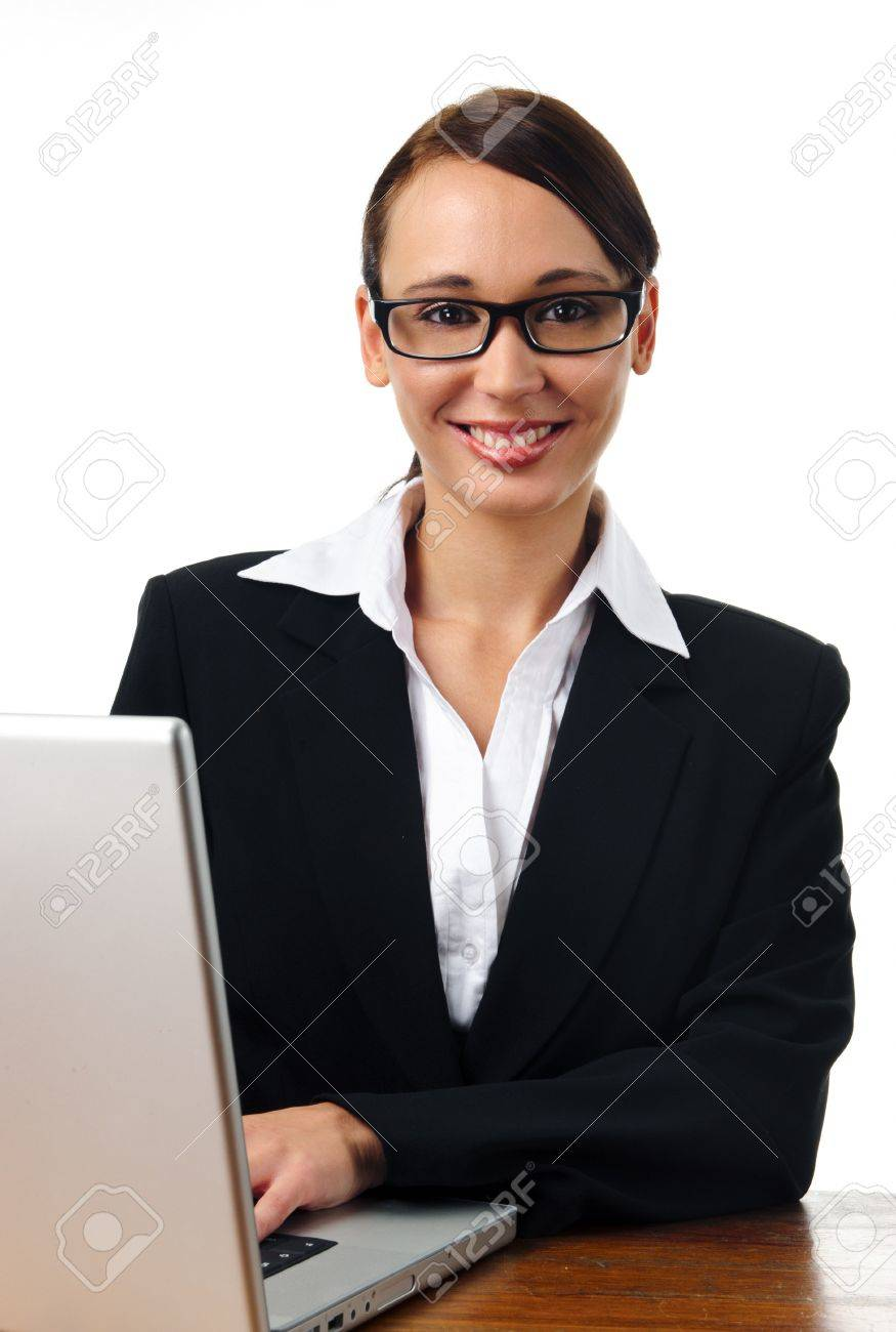 young successful career w works from her laptop stock photo stock photo young successful career w works from her laptop