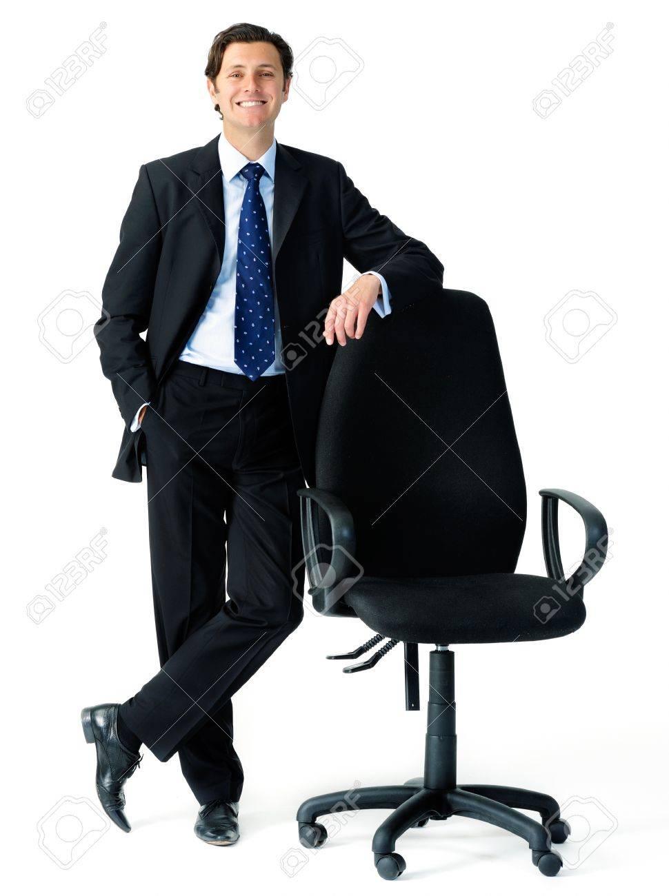 Intelligent D'affaires Penche Campagnes Recrutement Pour Position OuverteLes Bureau Indiquer Se Chaise À De La Recherche Une Vide Sur hdxoCtsrQB