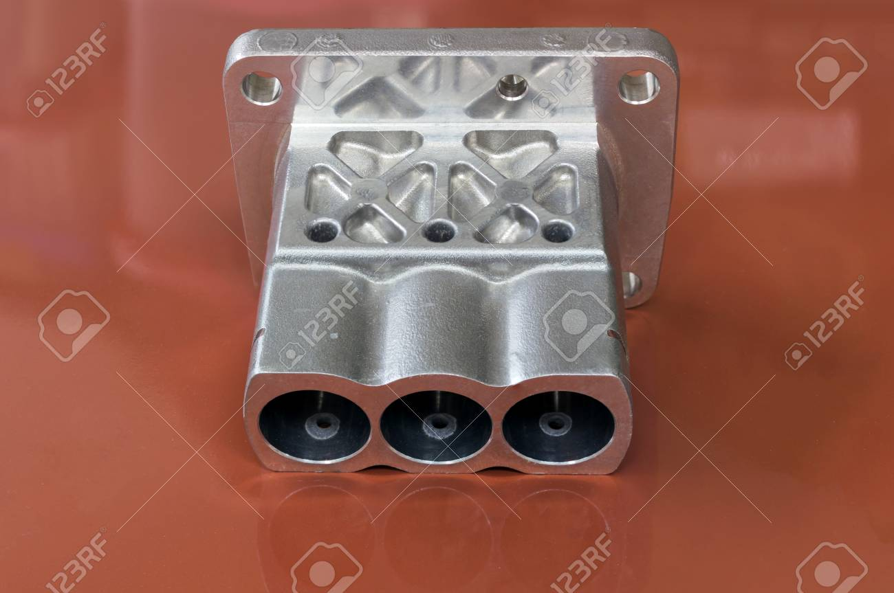Automotive Aluminium part manufacturing by Low Pressure Die casting