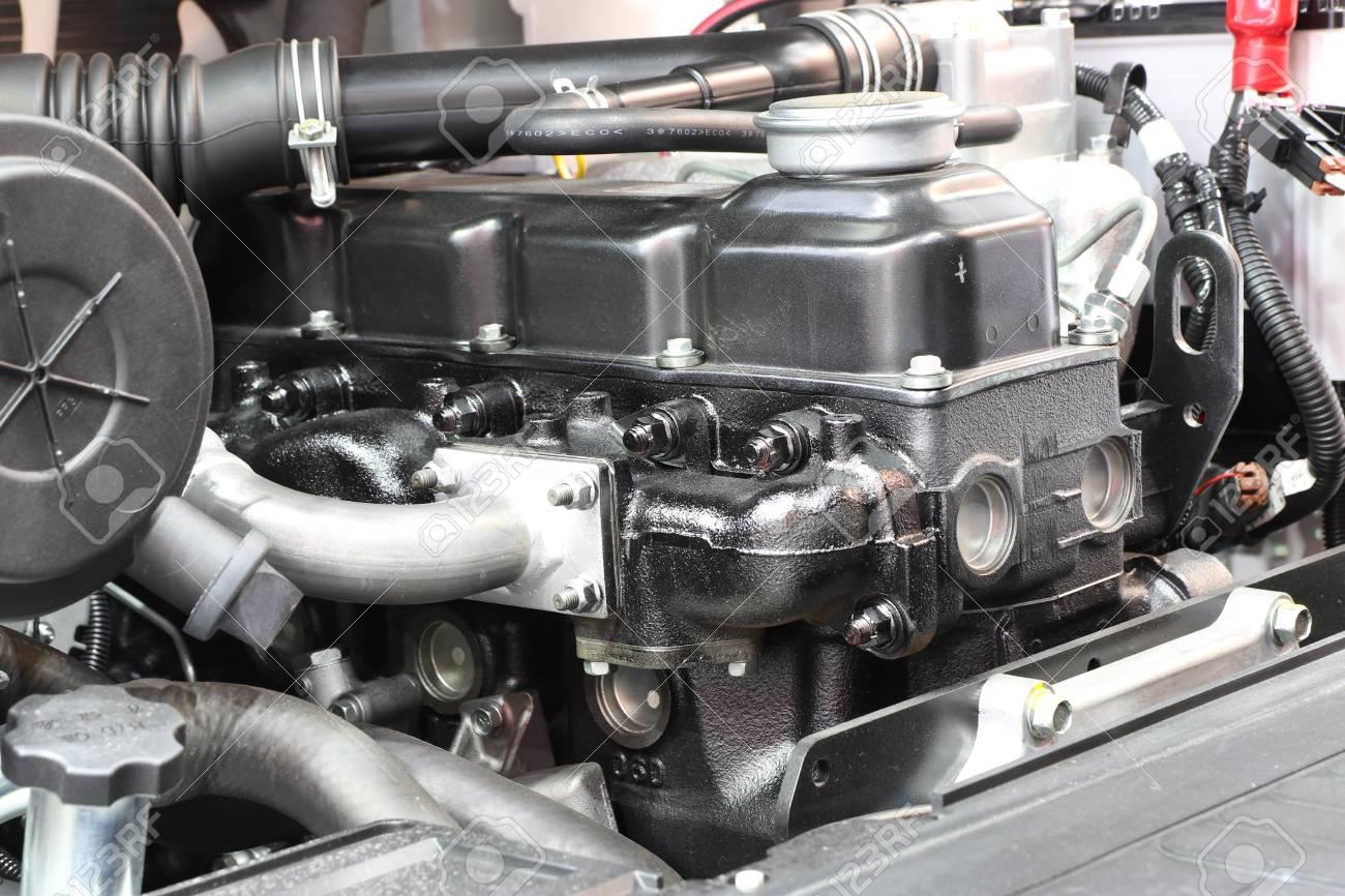 Peugeot Forklift Engine
