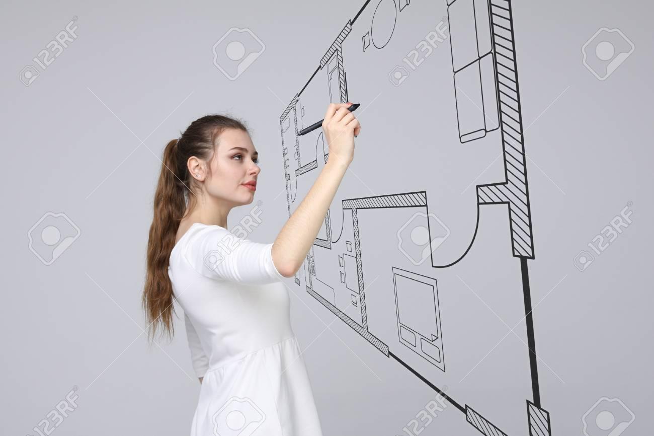 plan appartement virtuel