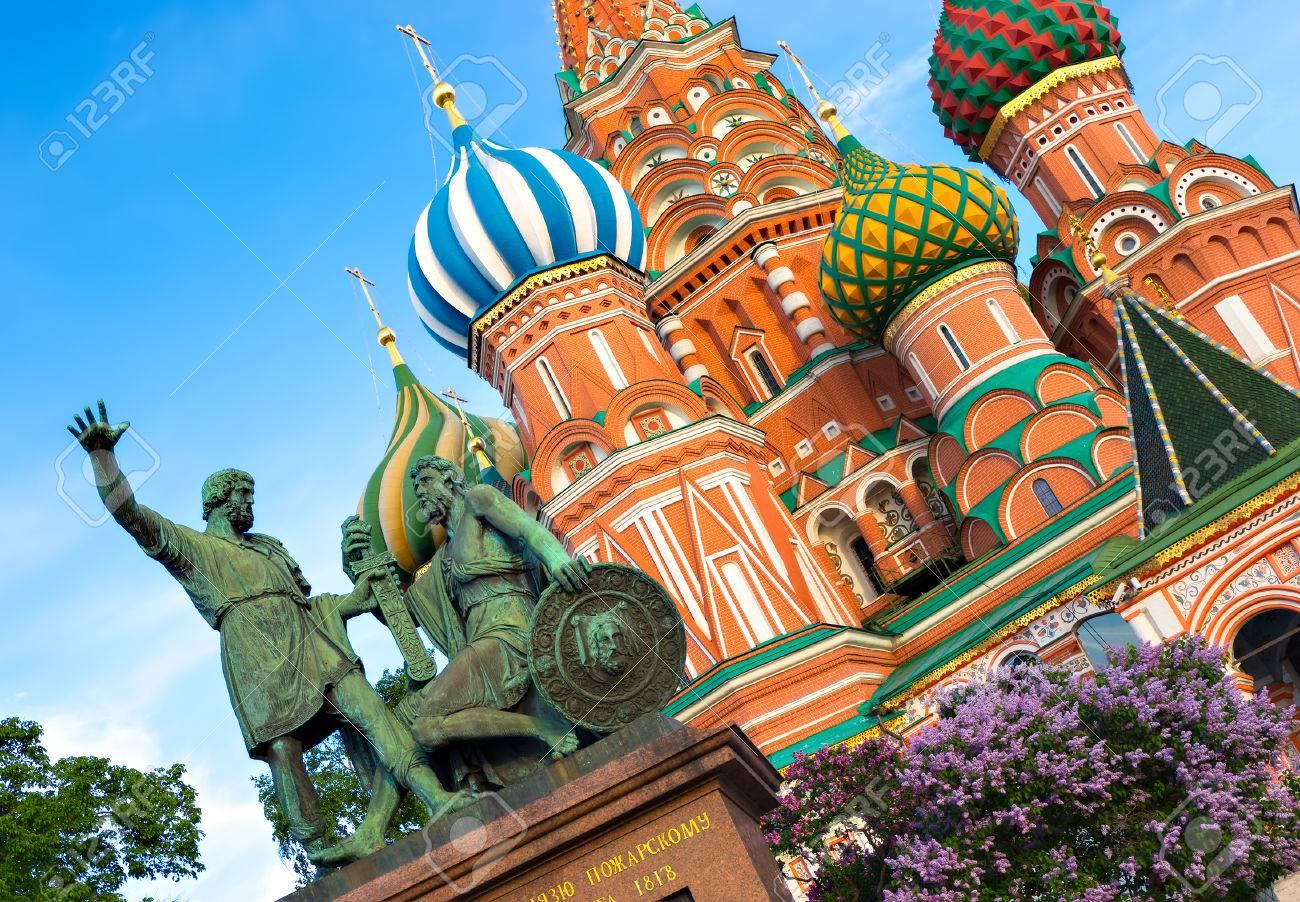 クジマ ・ ミーニンとモスクワの...