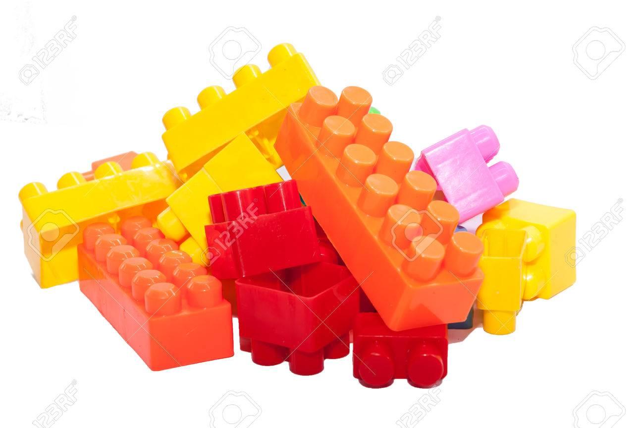 De Juguetes Construcción Plástico ColorBloques Niños Para qGjSzVpLUM