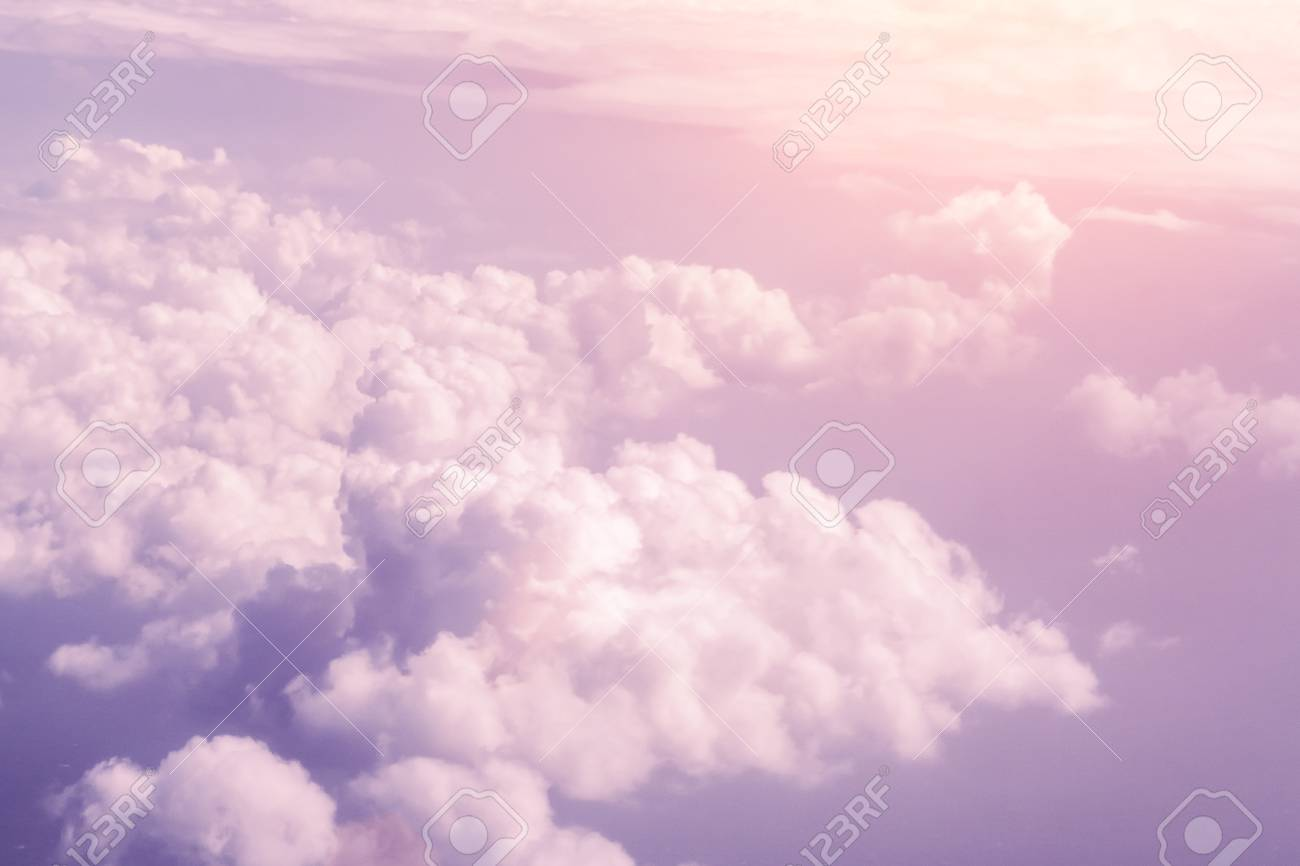 fluffy pink clouds background stock photo picture and royalty free image image 97367024 fluffy pink clouds background