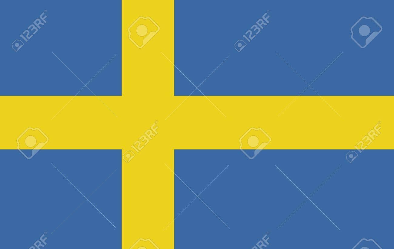 Swedish Flag Stock Photo - 10112774