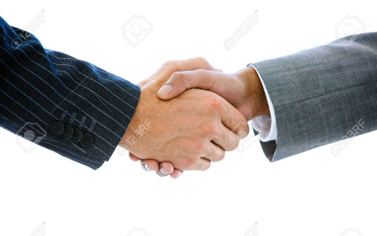 close up of a business people shaking hands stock photo picture and