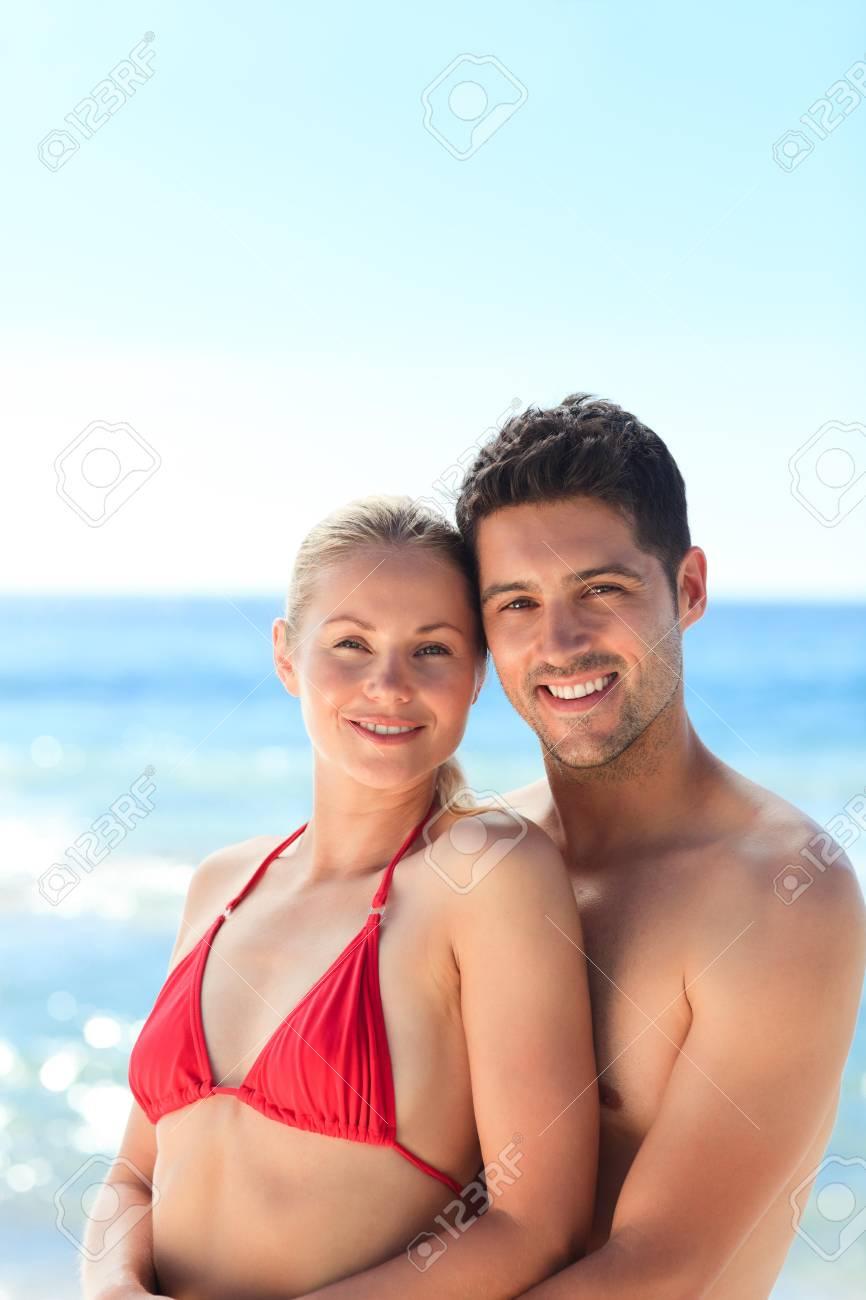Lovely woman in her boyfriend Stock Photo - 10214695