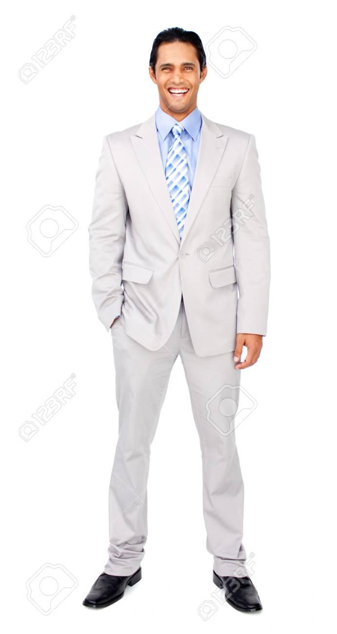 Portrait of a confident businessman - 10106385