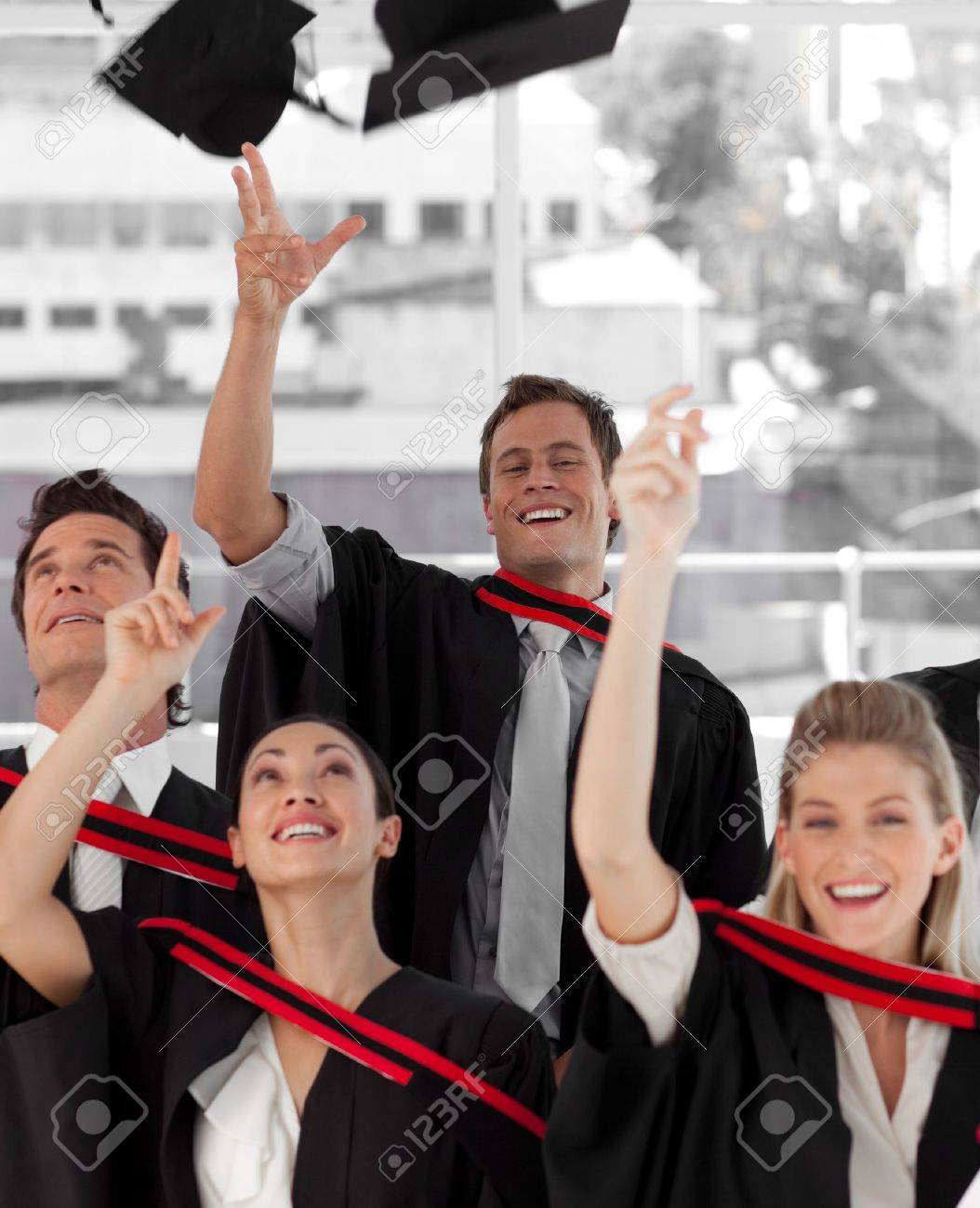 group of people graduating from college stock photo picture and group of people graduating from college stock photo 10093939