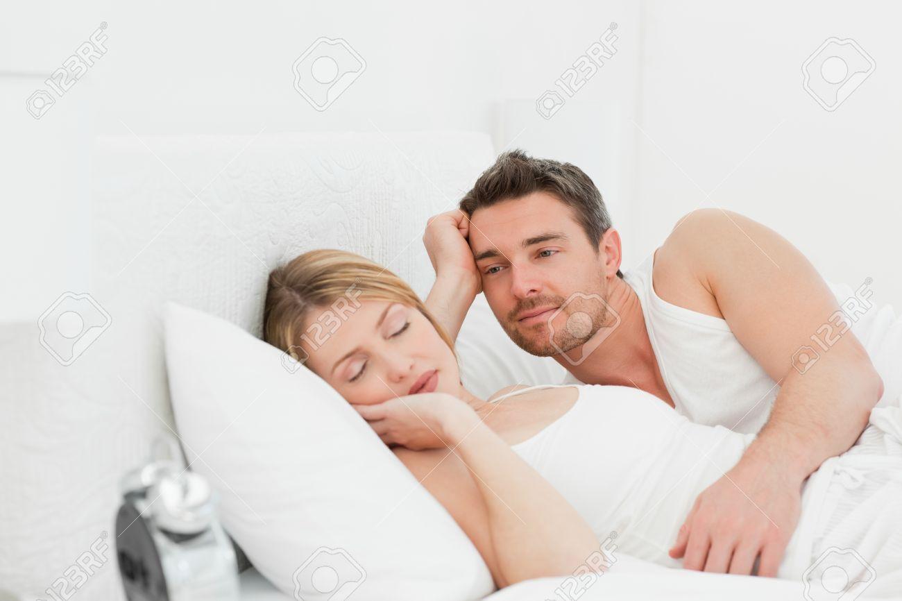 Съёмка спящих жён 6 фотография