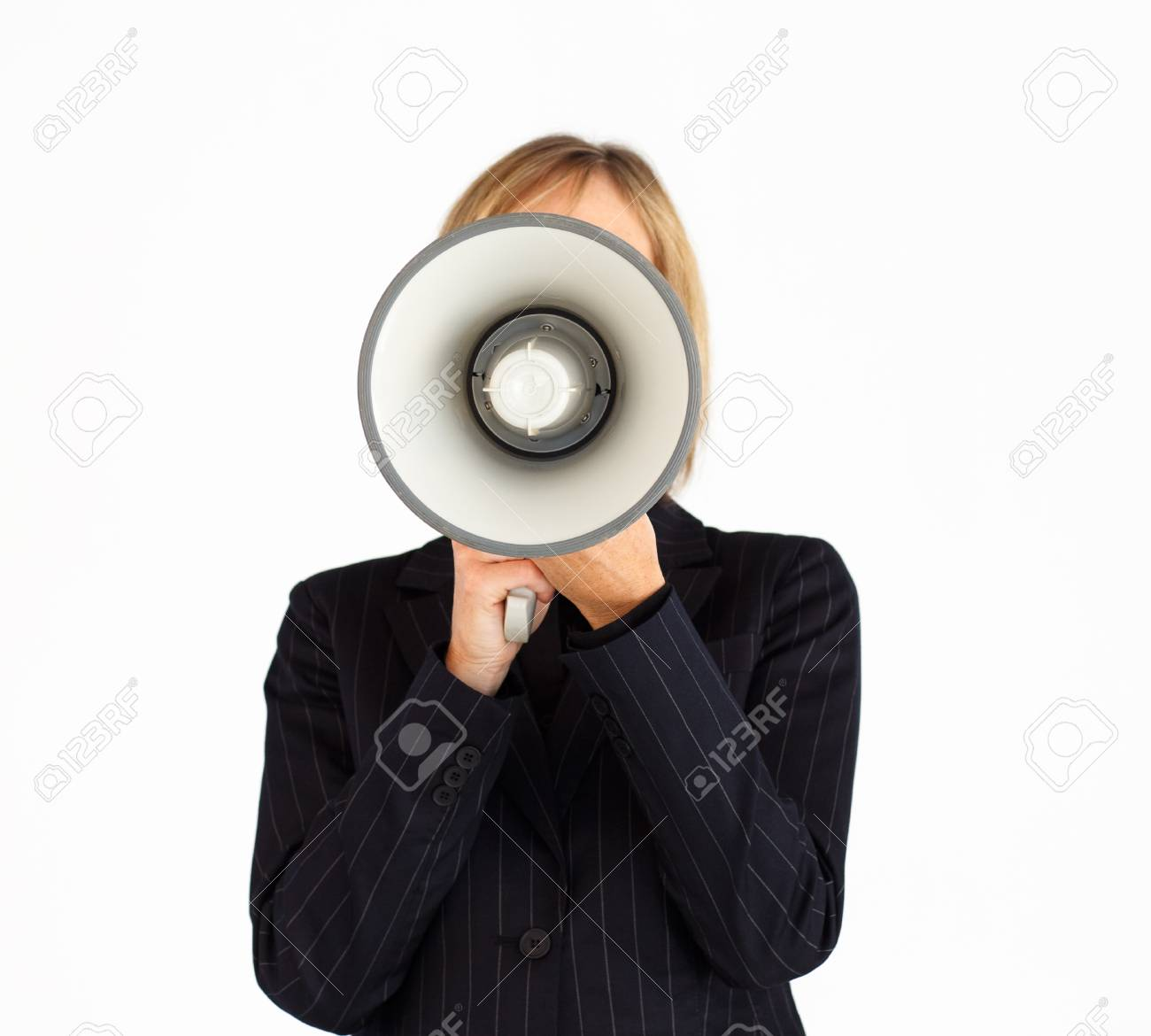 How to hide the number: Megaphone 65
