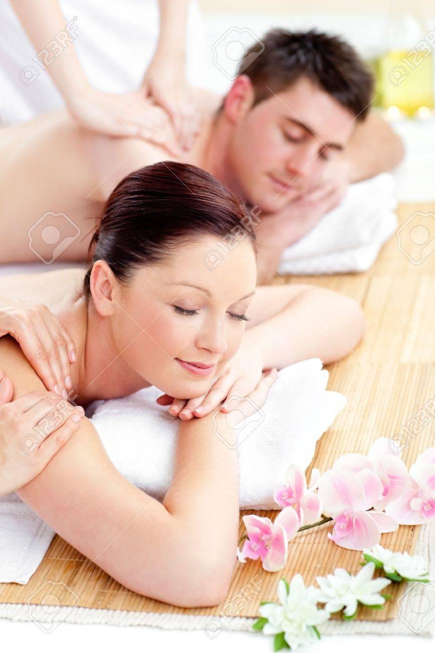 Семейная пара и массаж 12 фотография
