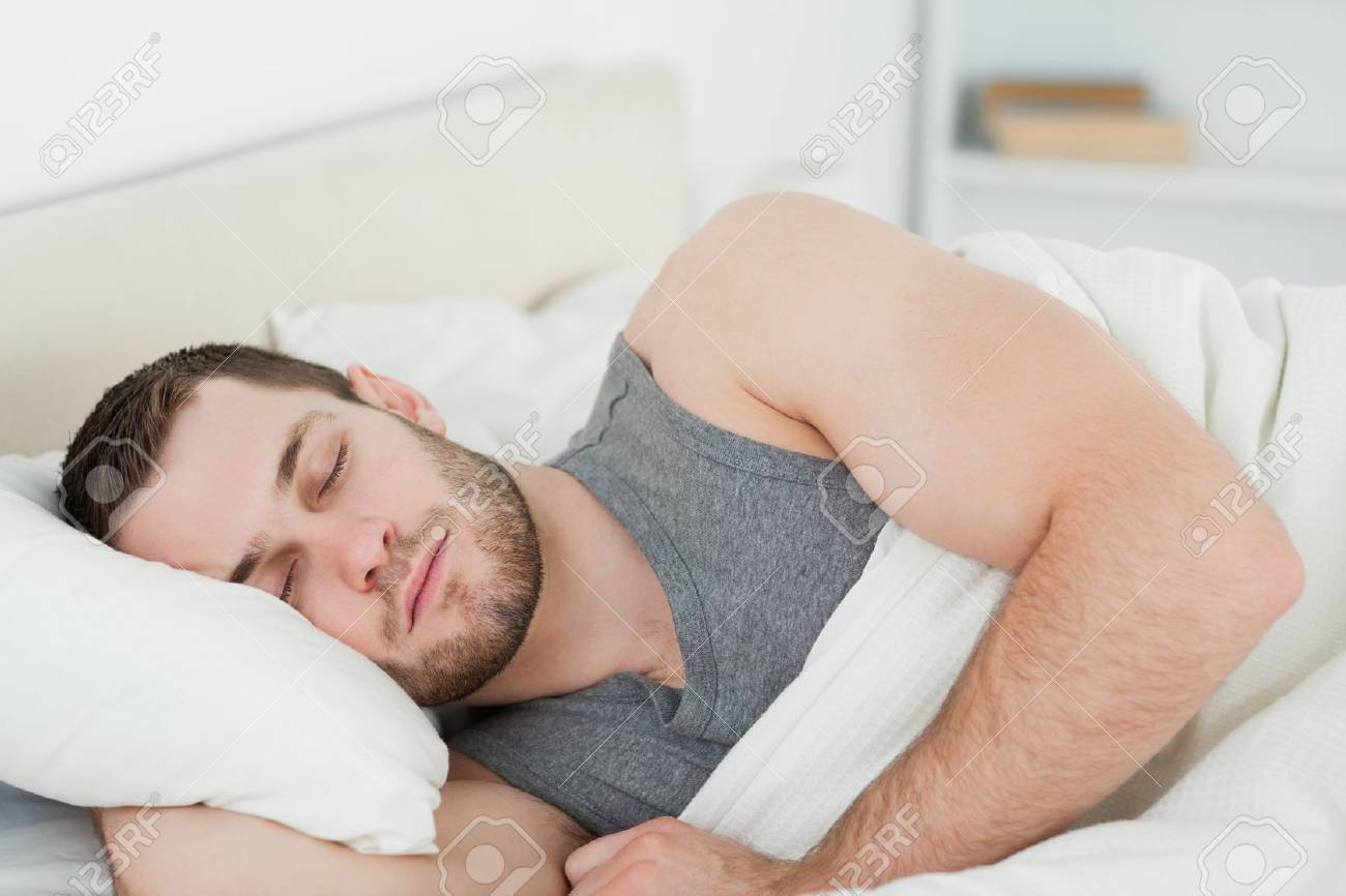 Man sleeping movies pics 68
