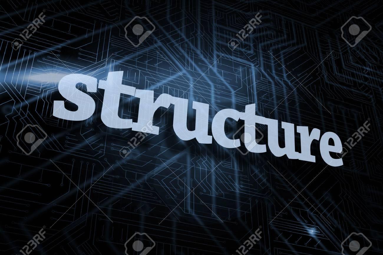 Image result for the word structure