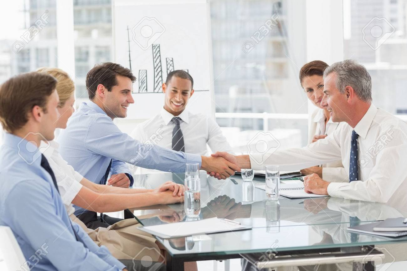 The office the meeting Dunderpedia Business People Making Deal At Meeting In The Office Stock Photo 27078490 Rolling Stone Business People Making Deal At Meeting In The Office Stock Photo