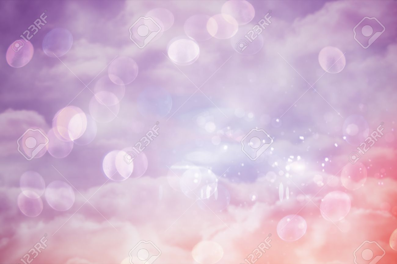 Pink And Purple Feminine Design Background Stock Photo   27210700