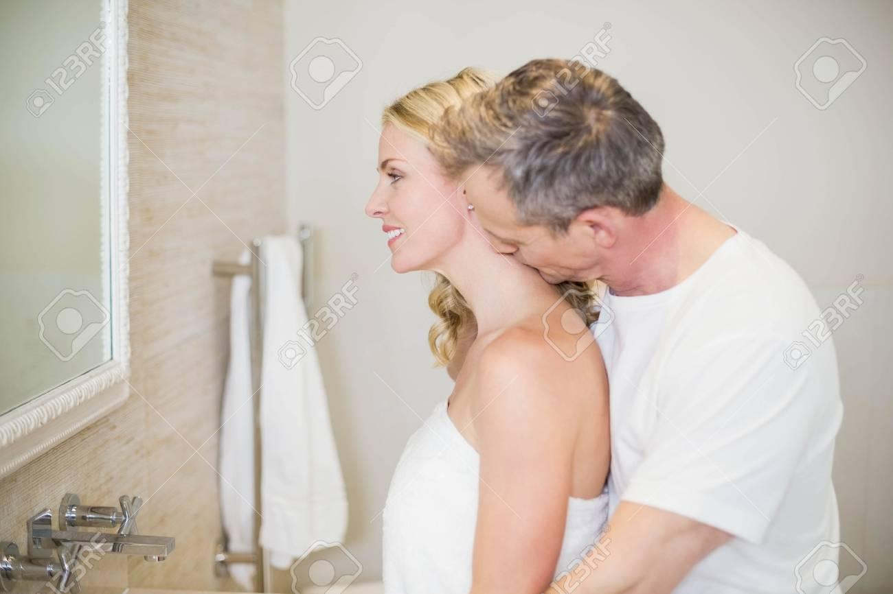 MILF maid enjoying her Russian