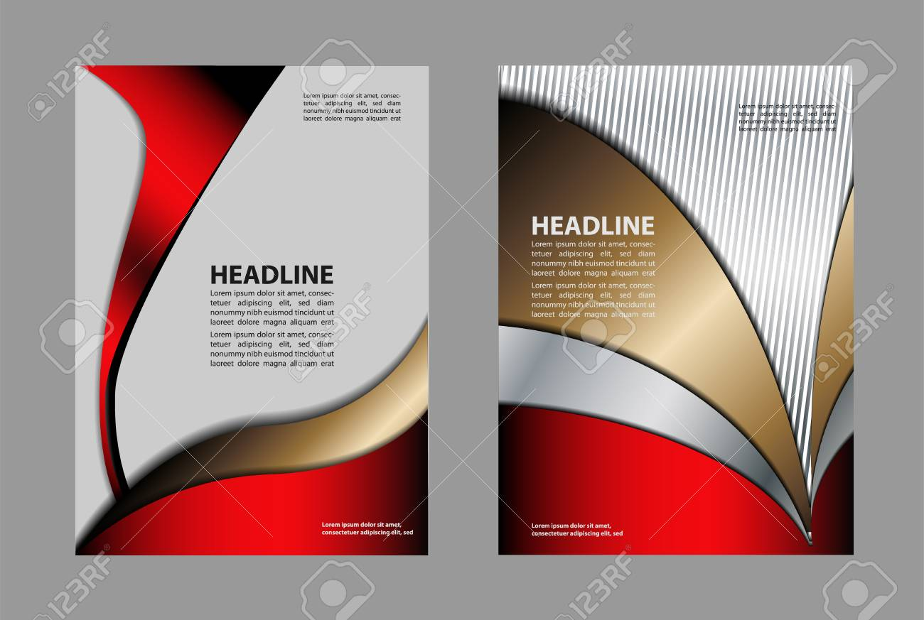 professional business or corporate banner design layout design